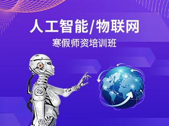 2020年人工智能/物联网寒假师资培训班