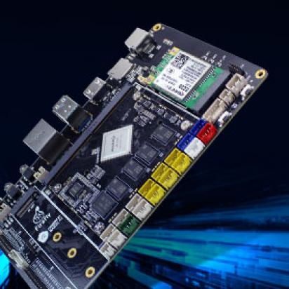 瑞星微(RK-3399)六核64位高性能开源平台